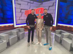 lavtwins on national tv show