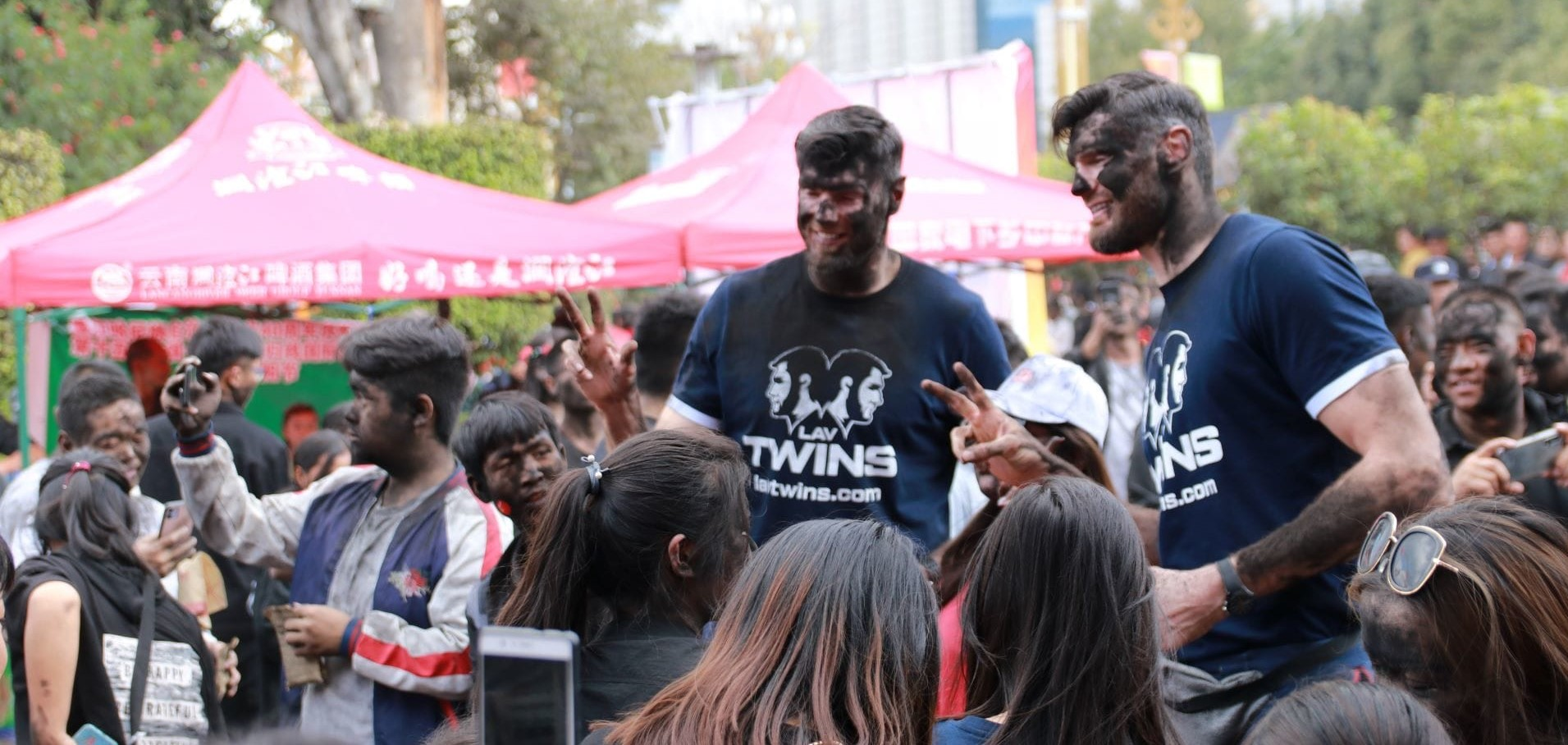 BLACKFACE PARTY IN CHINA: A SURPRISING TRADITION