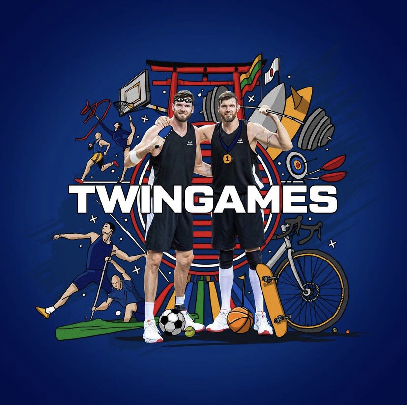 THE TWINGAMES CHAMPIONS