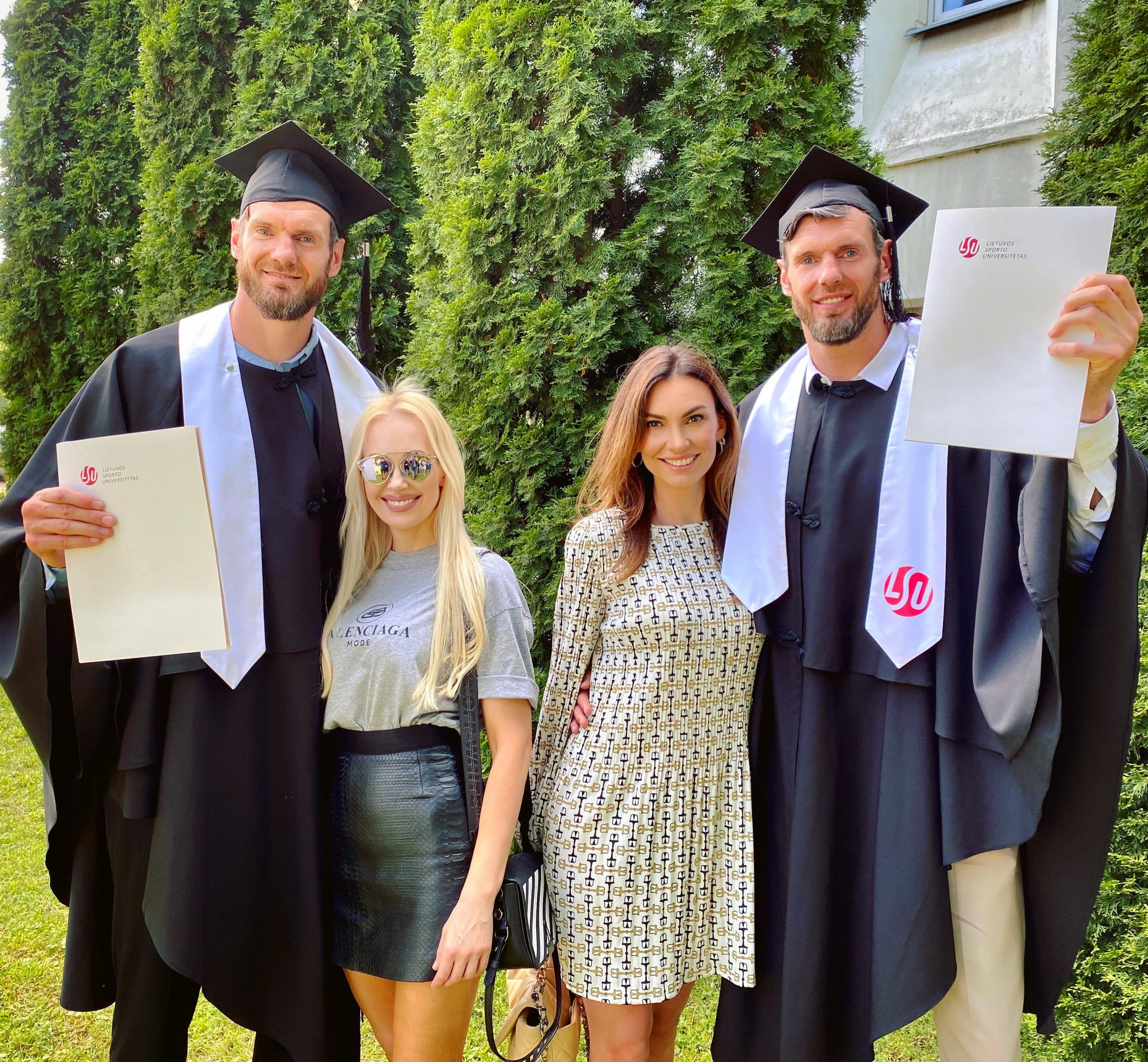 MASTER'S DIPLOMA IN OUR HANDS