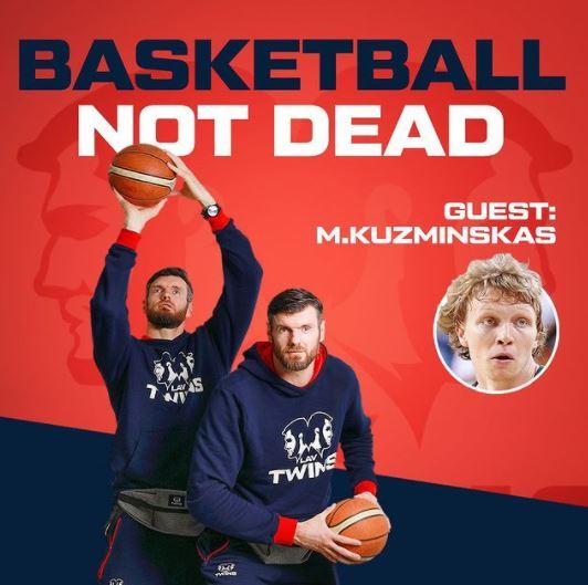 BASKETBALL NOT DEAD